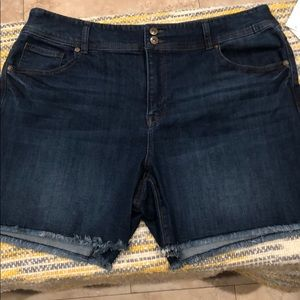 Style&Co- Jean Shorts